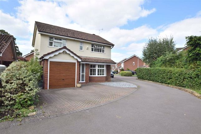 Thumbnail Detached house for sale in Tower Close, Tower Close, Barnwood, Gloucester