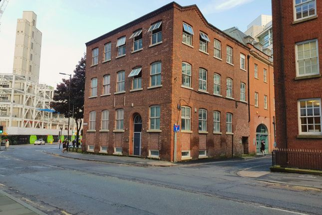 Thumbnail Office for sale in Quay St, Spinningfields, Manchester