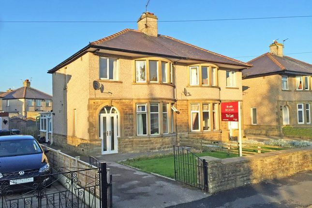 3 bed semi-detached house to rent in Park Avenue, Hellifield, Skipton