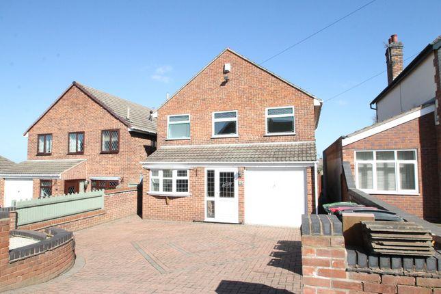 Thumbnail Detached house to rent in Dordon Road, Dordon, Tamworth