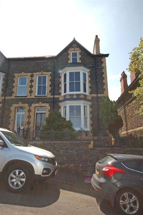 Thumbnail Terraced house for sale in Buarth Road, Aberystwyth