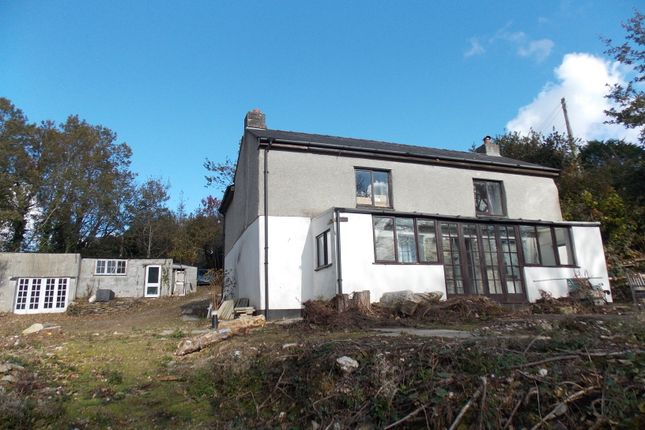 Thumbnail Detached house for sale in Jollys Bottom, Chacewater, Truro