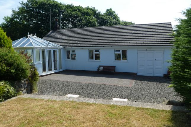 Thumbnail Detached bungalow for sale in Cilcennin, Nr Aberaeron
