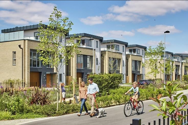 Town house for sale in The Albero, Beaulieu Chase, Centenary Way, Off White Hart Lane, Chelmsford, Essex