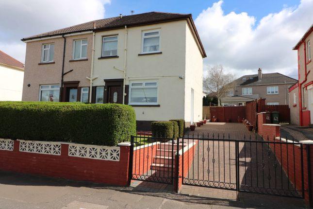 Thumbnail Semi-detached house for sale in Barrachnie Road, Glasgow