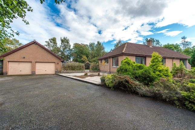 Thumbnail Detached house to rent in Rivendell, Aboyne