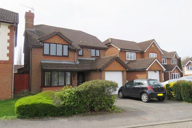 Thumbnail Property to rent in Caister Close, Hemel Hempstead