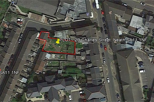 Thumbnail Land for sale in Workshop/Plot 2B, Charles Street, Neath, West Glamorgan
