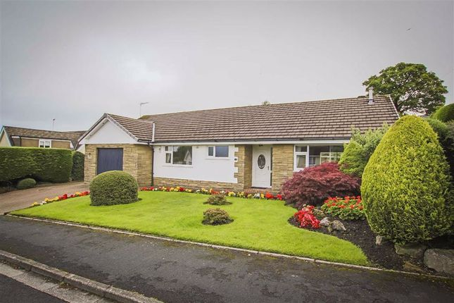 Thumbnail Detached bungalow for sale in The Hazels, Wilpshire, Blackburn