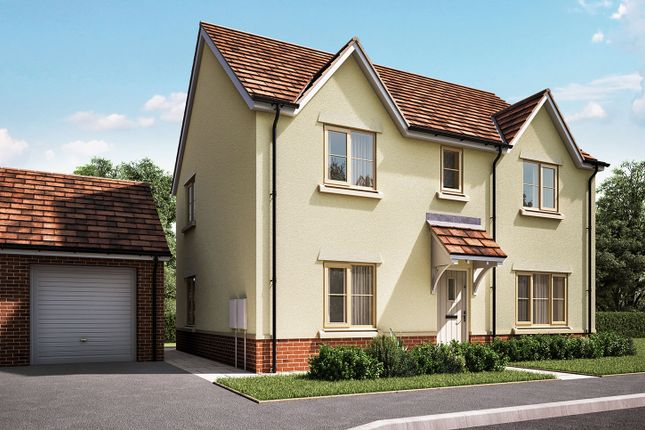 "4 bedroom detached house for sale in ""The Leverton"" at Butt Lane, Thornbury, Bristol"