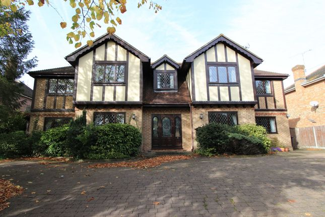 Thumbnail Detached house for sale in High Road, Rayleigh, Essex