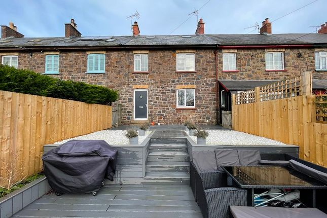 Thumbnail Cottage for sale in Jubilee Terrace, Copplestone, Crediton