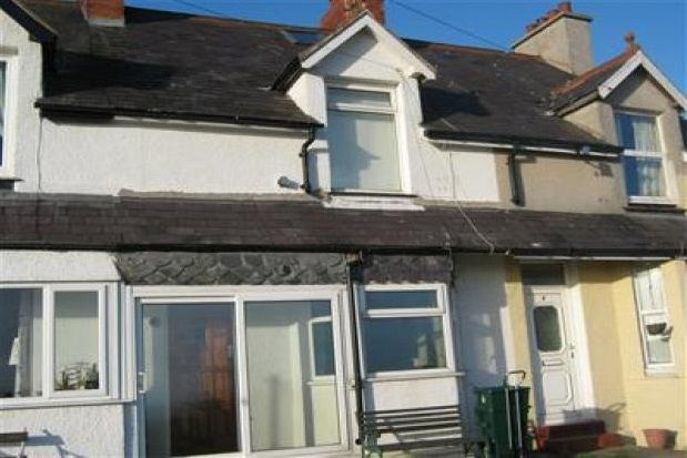 3 bed property to rent in Cyll Terrace, Llandudno