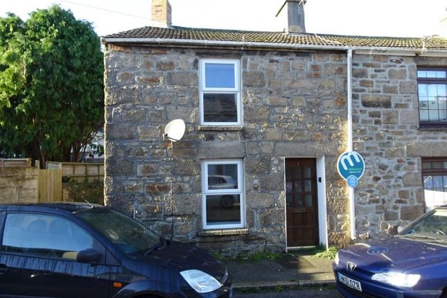 Thumbnail Terraced house for sale in 1 Adelaide Street, Camborne, Cornwall