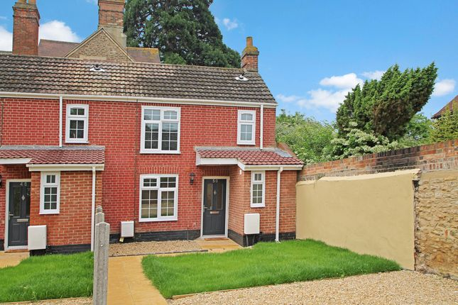 2 bed end terrace house for sale in Spring Road, Abingdon