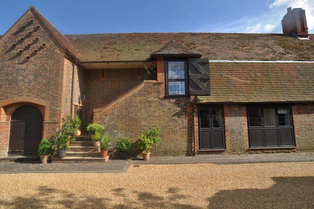 Thumbnail Terraced house for sale in Laydgrove Mews, Preston, Hitchin