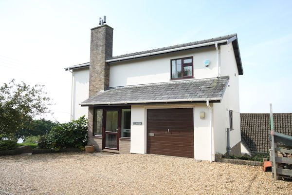 Thumbnail Detached house for sale in Balkan Hill, Aberdovey