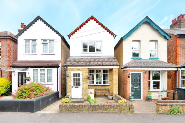 Front of Meadowbank, Alexandra Road, Kings Langley WD4