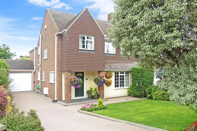 4 bed semi-detached house for sale in Sycamore Drive, Greenacres, Aylesford, Kent