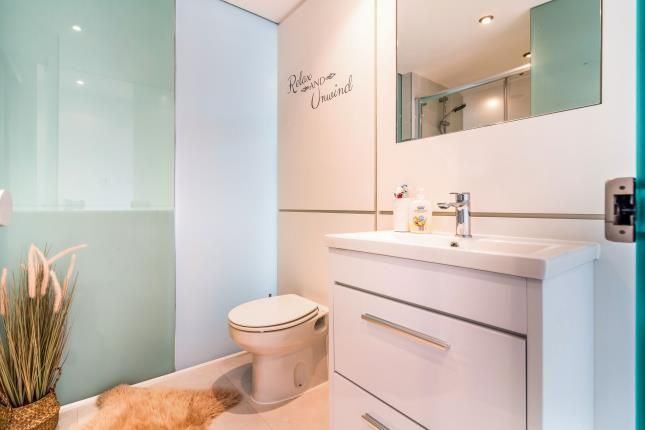 Shower Room of Worsley Street, Manchester, Greater Manchester M15