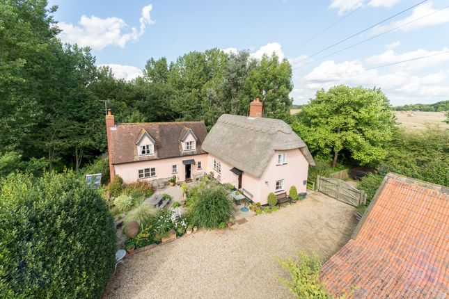 Thumbnail Detached house for sale in Mill Hill, Lawford, Manningtree