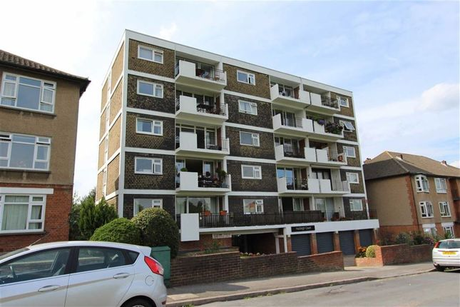 Thumbnail Flat for sale in Hadleigh Court, North Chingford, London