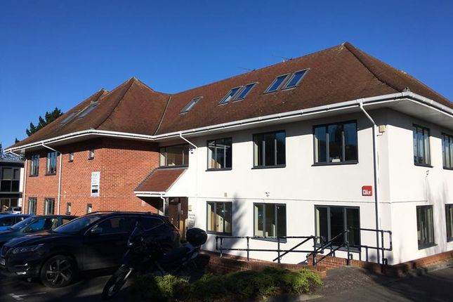Thumbnail Office to let in Bramble House, Ground Floor, Furzehall Farm, Wickham Road, Fareham, Hampshire