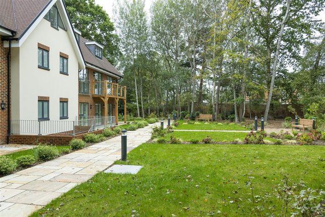 Communal Gardens of Fleur De Lis, Yorktown Road, Sandhurst GU47
