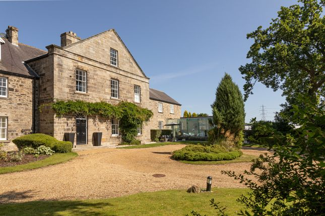 Thumbnail Country house for sale in Heddon House, Heddon House Lane, Heddon-On-The-Wall, Northumberland