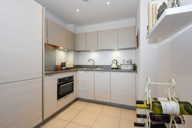 Thumbnail Flat for sale in Fore Street, London