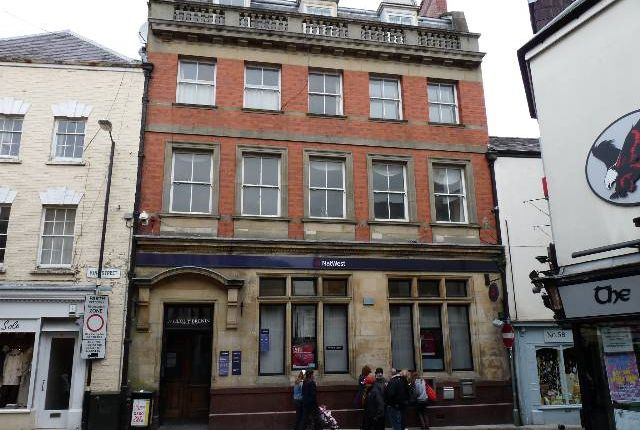 Thumbnail Flat to rent in 59 King Street, Carmarthen, Carmarthenshire