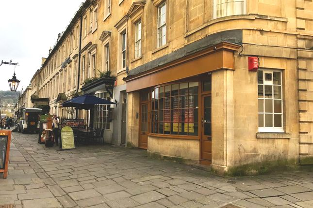Thumbnail Retail premises to let in North Parade Buildings, Bath