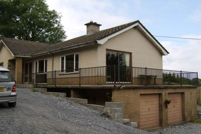 Thumbnail Bungalow to rent in Alltycnap Road, Johnstown, Carmarthen
