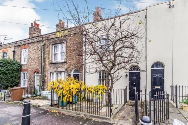 4 bed terraced house for sale in Maidstone Road, Rochester, Kent ME1