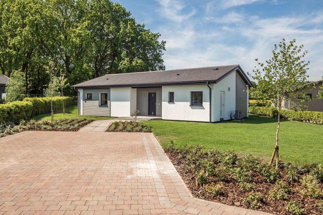 Thumbnail Detached bungalow for sale in Burford Lane, Lymm