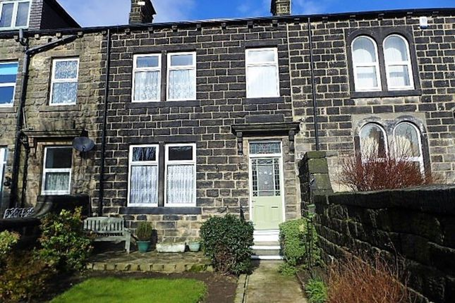 Thumbnail Terraced house for sale in Hawthorn Crescent, Yeadon, Leeds
