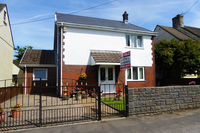 Thumbnail Detached house for sale in Glynogwr, Blackmill, Bridgend.