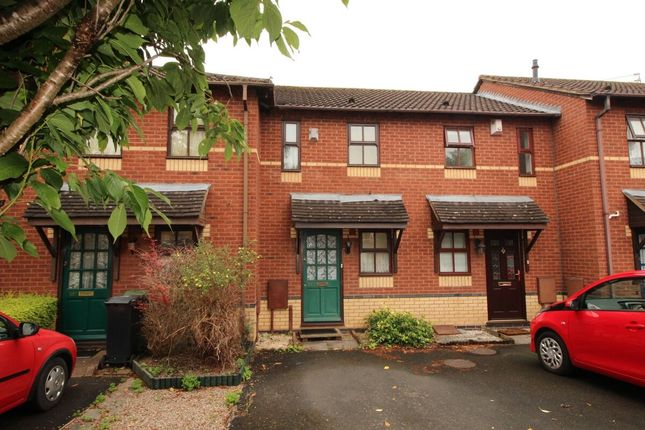 Terraced house for sale in Meadow Road, Droitwich