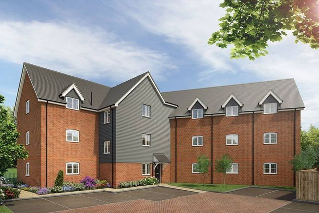 """Thumbnail Flat for sale in """"First Floor Apartment - Plot 366"""" at Sheerwater Way, Chichester"""