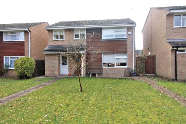 Thumbnail Detached house for sale in Cowslip Close, Tilehurst, Reading, Berkshire