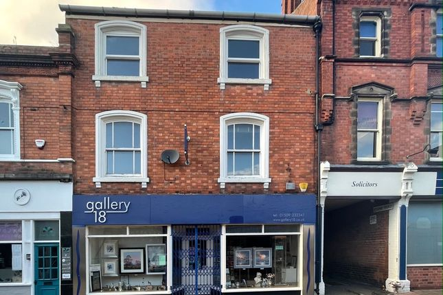 Thumbnail Flat for sale in Church Gate, Leicestershire, Loughborough