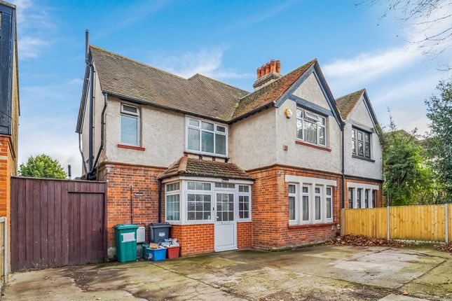 Thumbnail Semi-detached house for sale in Hounslow Road, Feltham