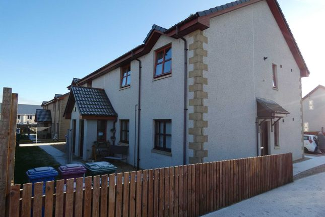 Thumbnail Flat for sale in 116 Thornhill Drive, Elgin