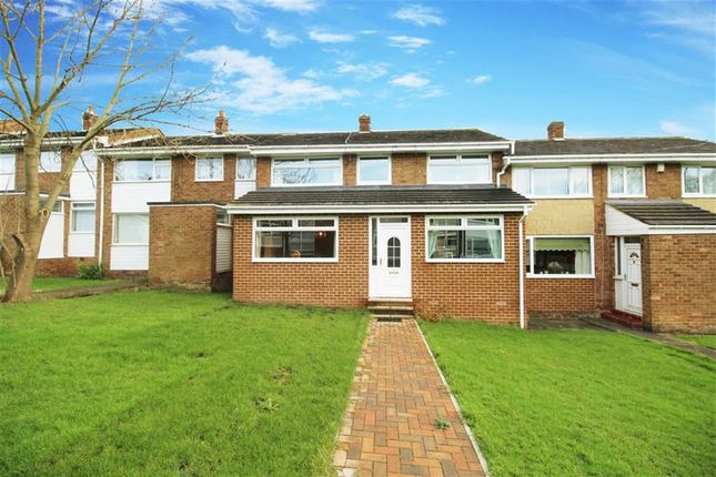 Thumbnail Terraced house for sale in Snipes Dene, Rowlands Gill, Tyne And Wear