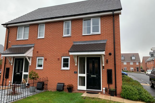 Thumbnail Semi-detached house for sale in Horsfall Drive, Sutton Coldfield