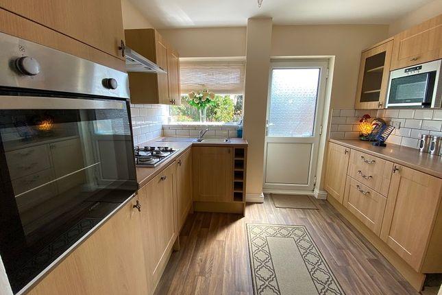 Kitchen of Ball Lane, Llanrumney, Cardiff. CF3
