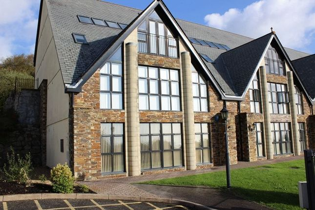 Thumbnail Flat for sale in Pochin Drive, St. Austell