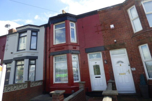 Thumbnail Property to rent in Claremont Road, Liverpool