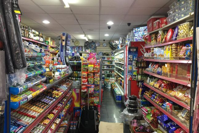 Thumbnail Retail premises for sale in Goodmayes Road, Redbridge