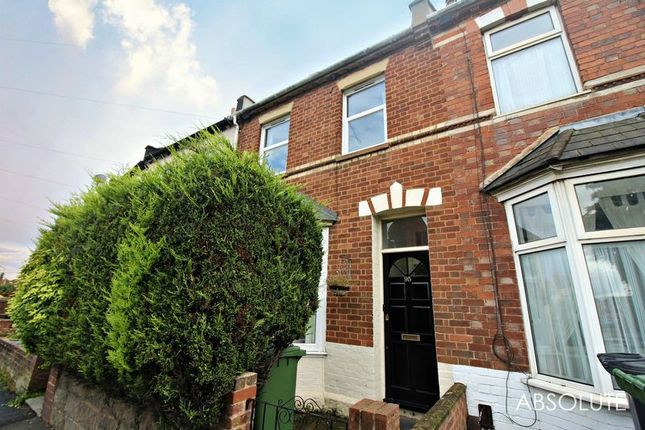 Thumbnail Terraced house to rent in Okehampton Road, St. Thomas, Exeter